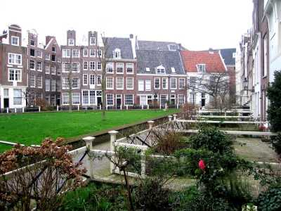 The Begijnhof Convent