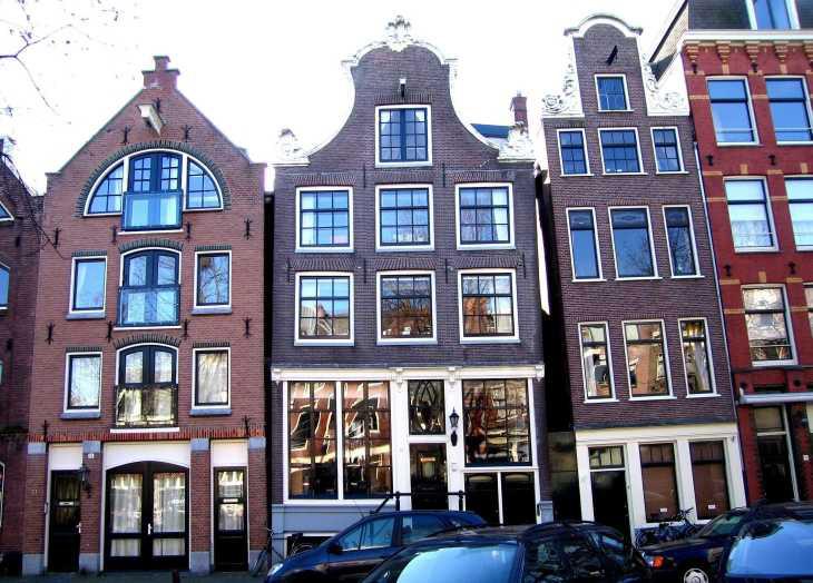 Dutch houses amsterdam photo zen photography - Photo of houses ...