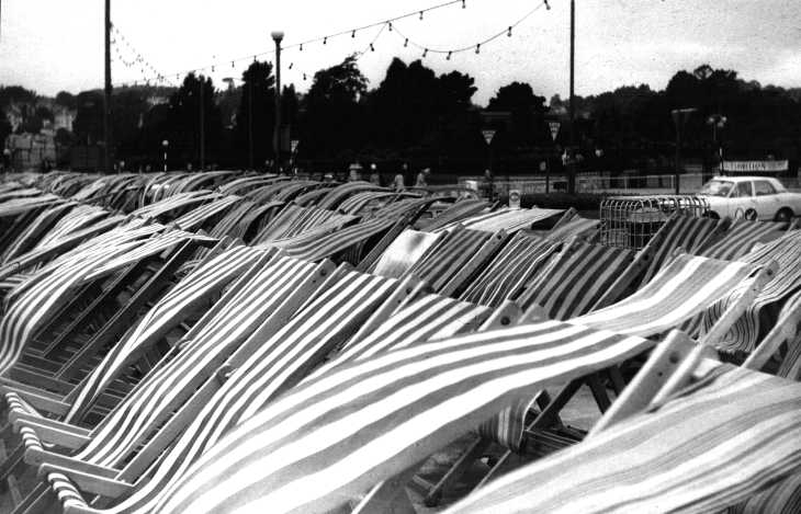 Rows of Deckchairs