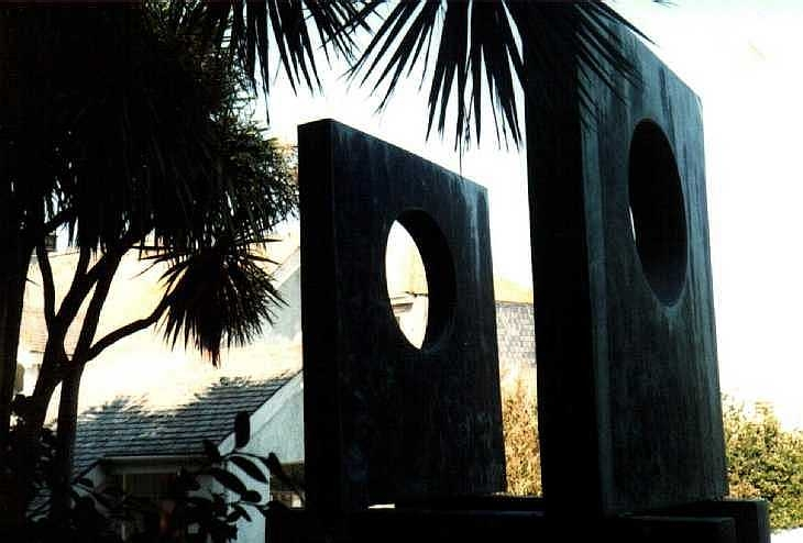 Barbara Hepworth's Studio, St Ives, Cornwall