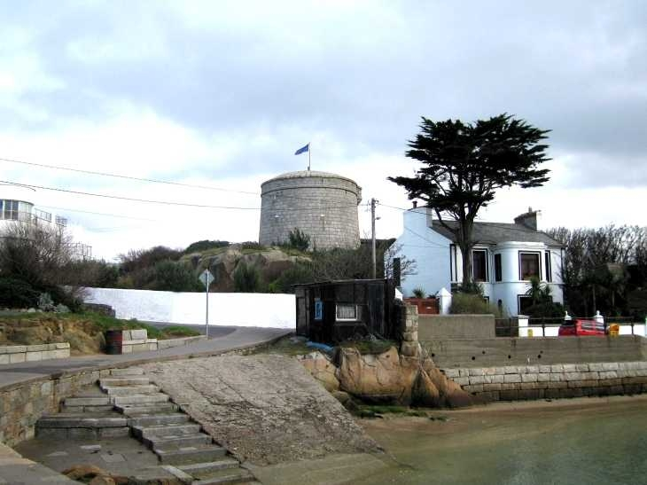 The Martello Tower, Sandycove