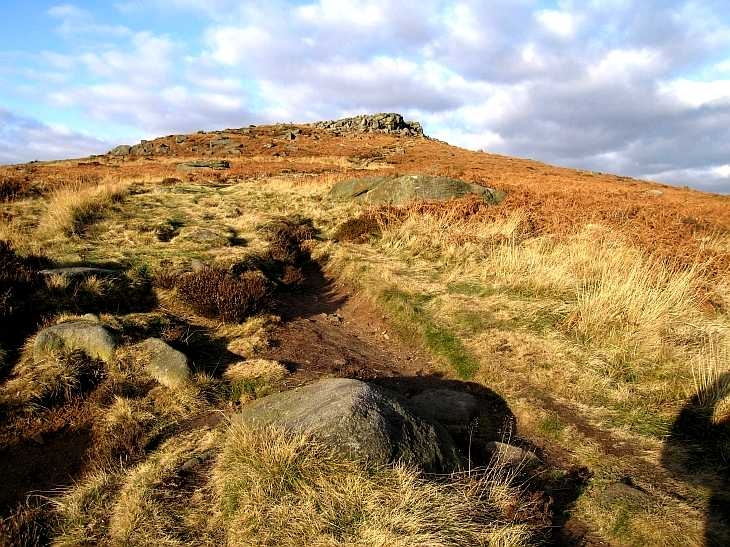 Hathersage Moor & Carl Wark, Derbyshire Peak District
