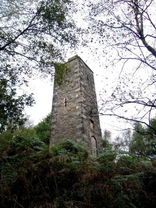The Reform Tower on Stanton Moor