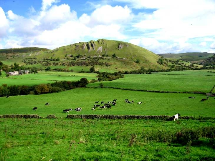 Chrome Hill, The Peak District