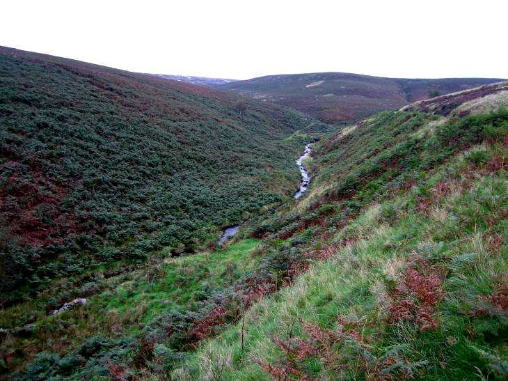 The Goyt Valley, The Peak District