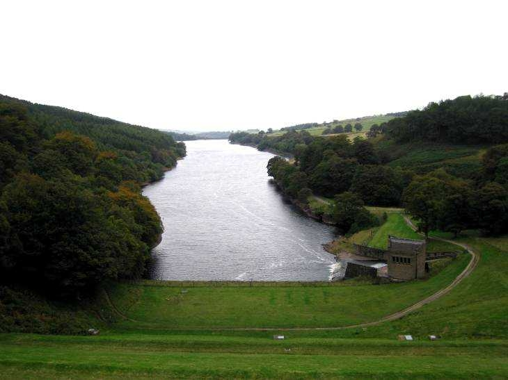 Fernilee Reservoir, The Goyt Valley
