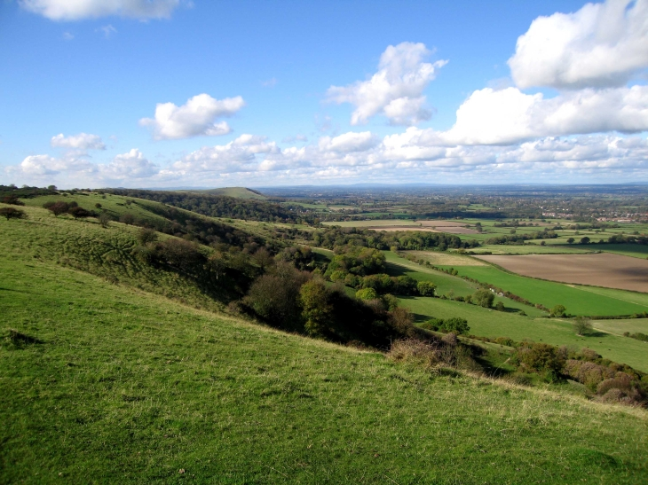 View from The South Downs Way