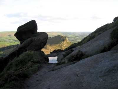 Ramshaw Rocks, Derbyshire Peak District