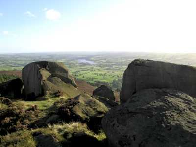 The Roaches, Derbyshire Peak District