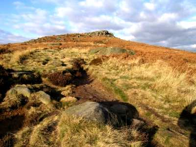 Near Higger Tor, Derbyshire Peak District