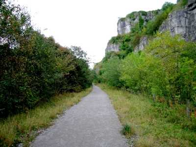 The Monsal Trail, Chee Dale