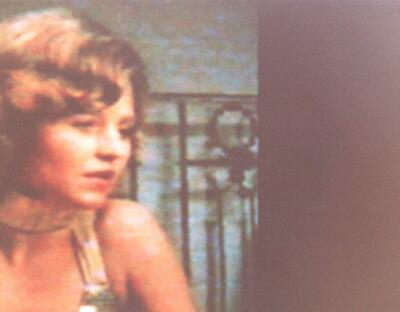 Television vision, Hanna Schygulla in The Bitter Tears of Petra Von Kant