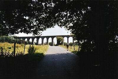 The viaduct, Digswell, Hertfordshire