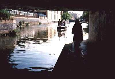 Canal, Islington, North London